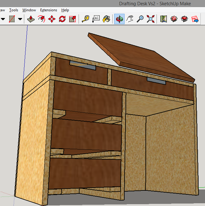 Learning SketchUP